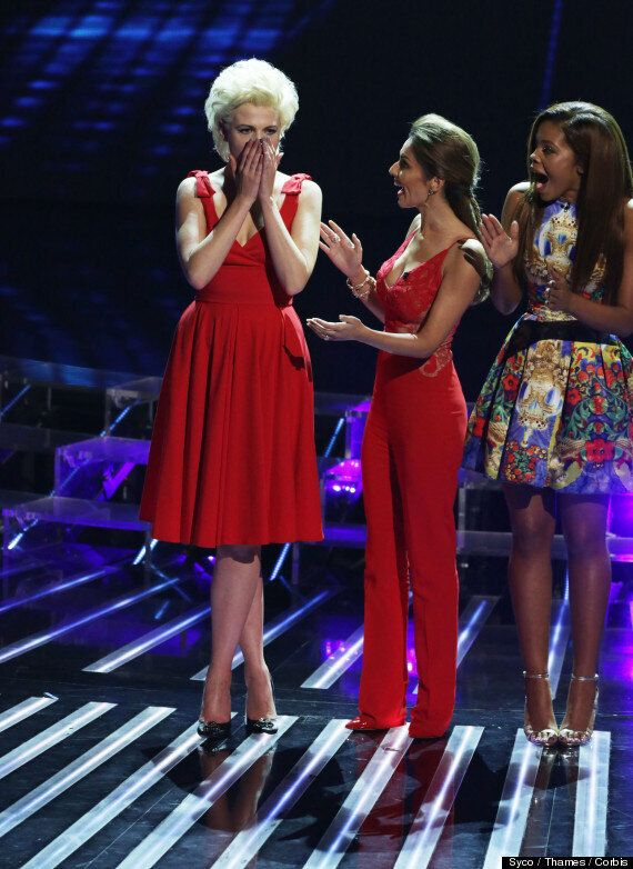 'X Factor': Chloe Jasmine Defended By Judge Cheryl Cole After Twitter Users Slam Her Live Shows
