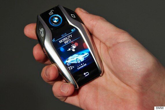 BMW's New 7 Series Comes With Remote Control
