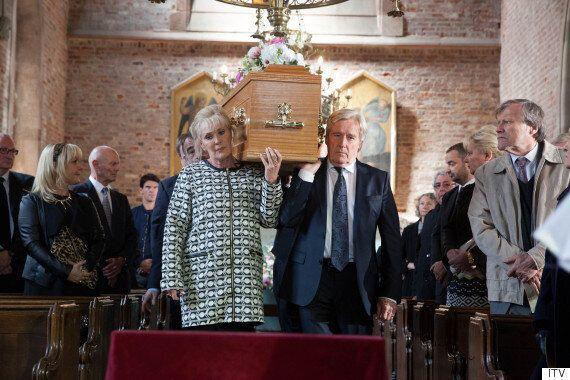 'Coronation Street': Deirdre Barlow's Funeral Previewed In Spoiler