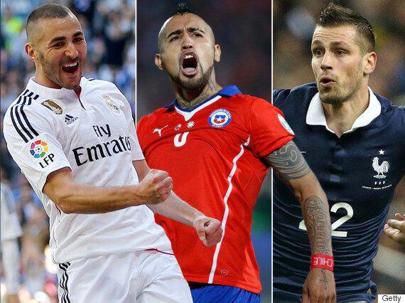 Arsenal To 'Sign' Karim Benzema, Arturo Vidal And Morgan