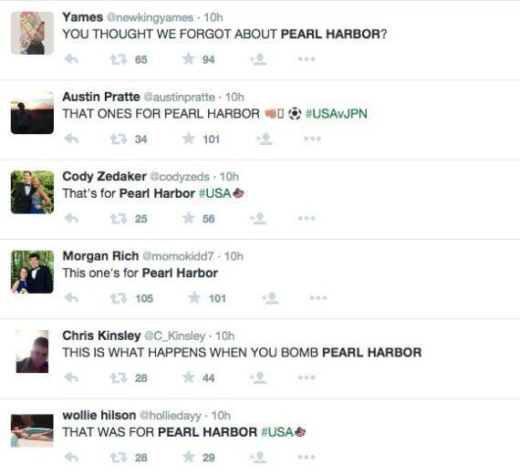 USA Vs Japan Women's World Cup Final Sees Pearl Harbor Comparison Trending On
