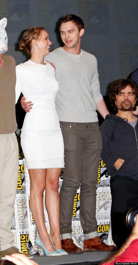 Jennifer Lawrence 'To Film Sex Scene' With Ex-Boyfriend Nicholas Hoult For New Film 'X-Men