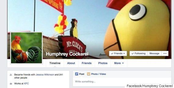 Mystery Of Humphrey The Cockerel Has Yorkshire Town Of Driffield In A