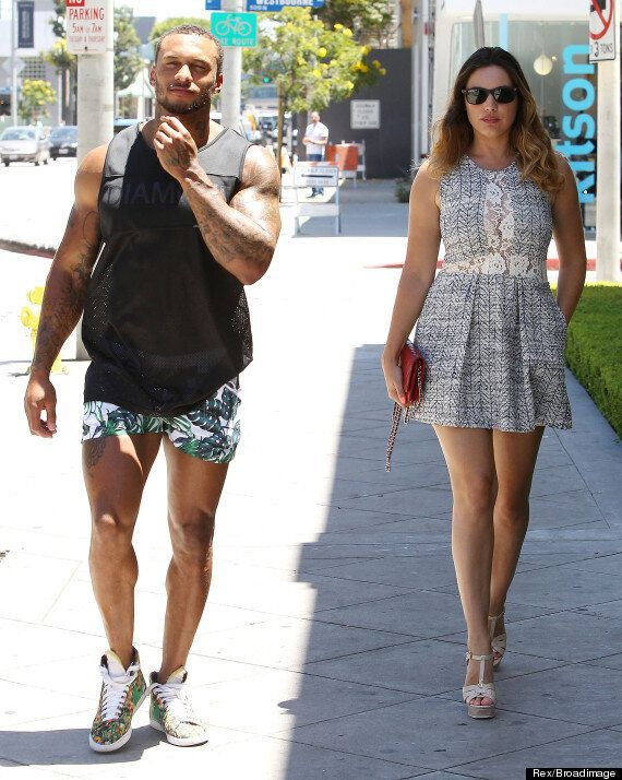 Kelly Brook Reveals Ex-Fiancé David McIntosh Tried To Call Her SIXTEEN Times This Weekend, Tells Rumoured...