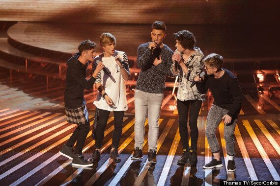 'X Factor' Boyband Overload Generation Fire Back At Simon Cowell: 'Our Performance Wasn't As Bad As Judges...