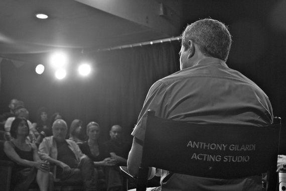 Anthony Gilardi: Acting Coach Training Hippos in Southern