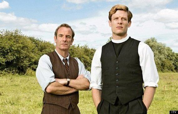 'Grantchester' Star James Norton Reveals What's Behind His Crime-Solving, Jazz-Playing Vicar