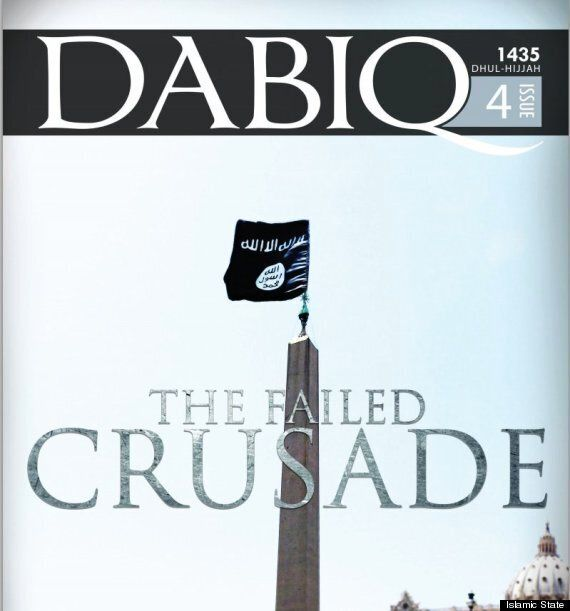 Islamic State Have A Magazine Out, And It Justifies Sex