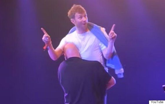 Damon Albarn Carried Off Stage By Security At Roskilde Festival After 5-Hour Africa Express Set