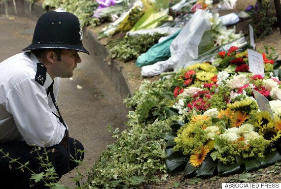 Beyond The Bombings: 7/7 Police Constable Tom Woods Tells Of Tube