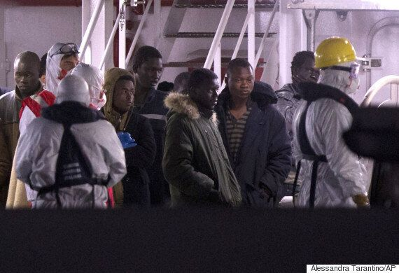 Capsized Migrant Boat's Captain Arrested After Tragedy Off Libya Kills More Than