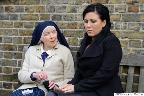 'EastEnders' Spoiler: First Look! June Whitfield's Soap Scenes Revealed