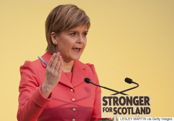 Nicola Sturgeon Says Leaving The EU Could Justify A Second Scottish Independence