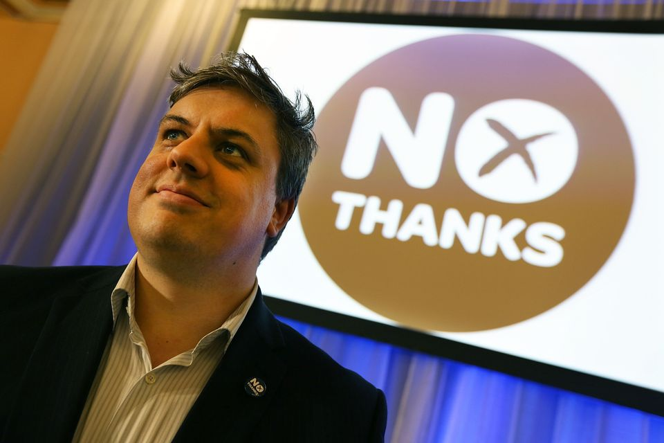 Blair McDougall, The Man Who Convinced Scotland To Say 'No' To Independence, Eyes Elected