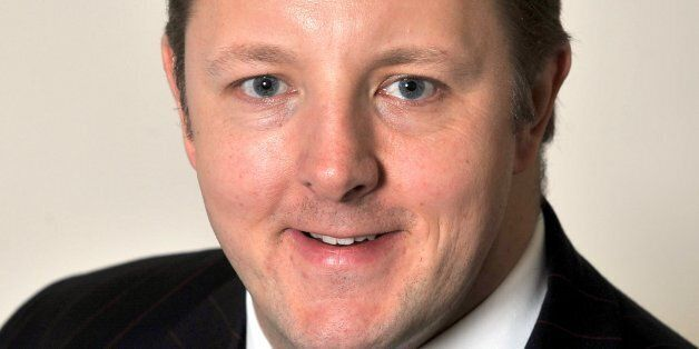 Toby Perkins, representative for Chesterfield CLP, during a photocall for Labour MP's at The House of...