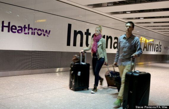 Enhanced Ebola Screening Begins At UK Airports - But We Are 'Likely' To Be Hit By January