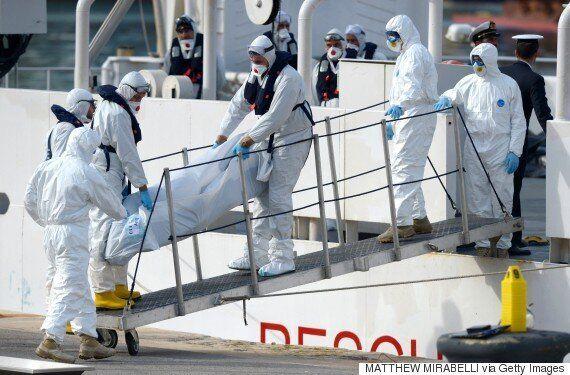 Migrant Boat Capsized Near Libya's Captain Named As Mohammed Ali
