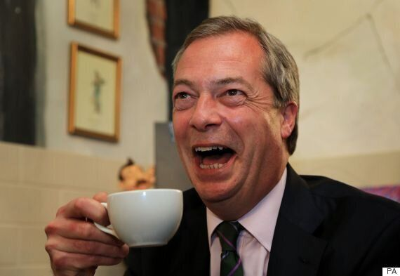 UKIP's Nigel Farage Tells Magic Radio Host He Wants To Be The Next James Bond, 'Not Handsome Enough,...