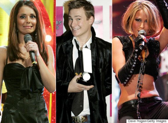 Rihanna, McFly And Rachel Stevens At The Smash Hits Poll Winners Party Will Make You Wish It Was 2005...
