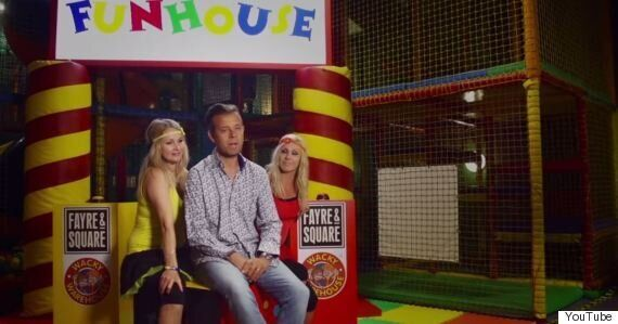 'Fun House' Returns As Special One-Off Event Hosted By Pat