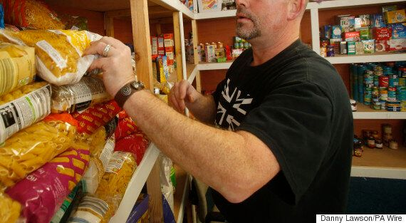 Food Banks Used By Around Half A Million People Last Year, Trussell Trust Figures