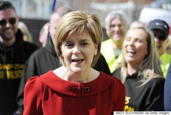 Nicola Sturgeon Fires Back At 'Silly' John Major Over Claims UK Faces 'Mayhem' Under