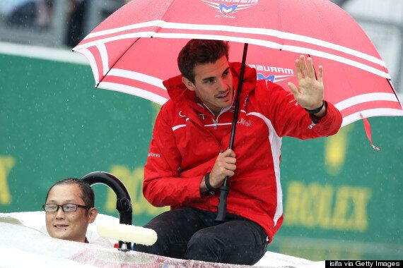 Jules Bianchi: F1 Driver's Situation