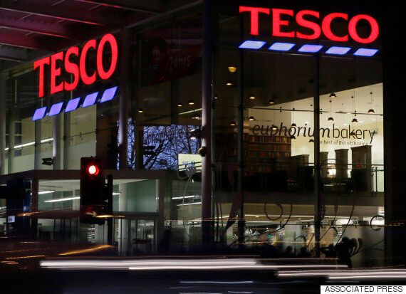 Tesco Posts Horrific £6.4bn Loss, One Of The Worst In UK Corporate