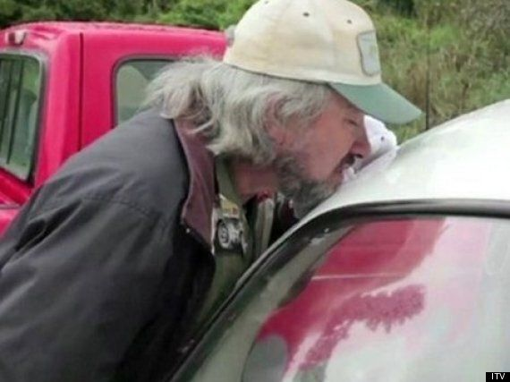 #SexWithCars Trending After A 'This Morning' Guest Explains How He's Found True Love... With A VW