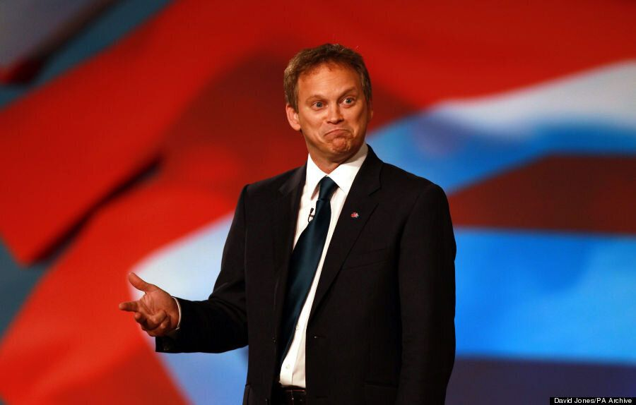 Grant Shapps' Wikipedia Page Really Is Quite