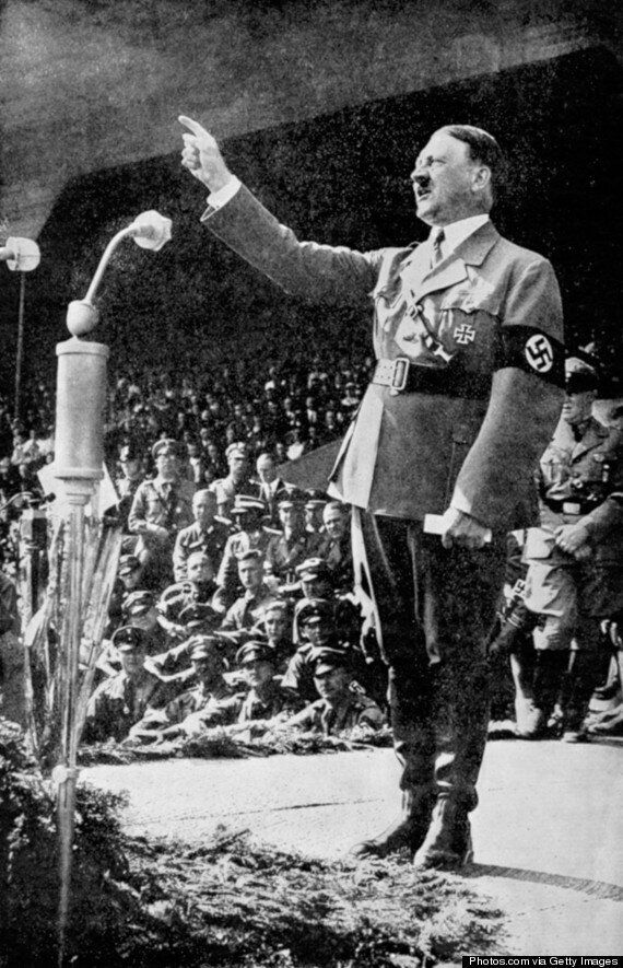 Adolf Hitler Was Prescribed Crystal Meth & Bulls Semen By His Doctor, New Documents