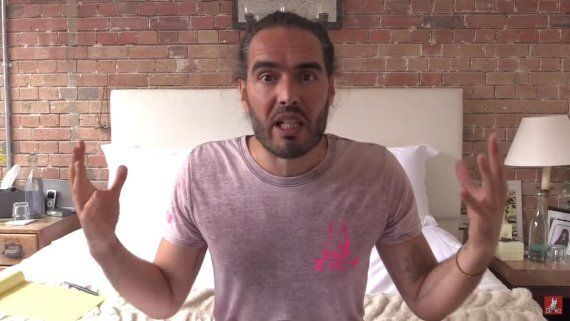 Russell Brand Defends 'Bulls**t' Tunisia Comments And Hits Back At Jeremy Kyle In Latest 'The