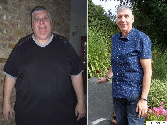 Weight Loss Success: Size XXXXXXXXL Man Loses Half His Body
