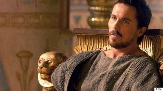Interview: Why Christian Bale Sang 'Life Of Brian' Songs While Filming Ridley Scott's Epic 'Exodus: Gods...