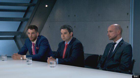 'The Apprentice' Sends Home Chiles Cartwright, Who Says He's 'Absolutely Gutted' To Be First To