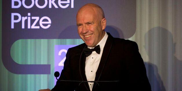 Australian Richard Flanagan Wins Man Booker Prize For 'The Narrow Road To The Deep