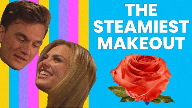 """HuffPost's """"Here To Make Friends"""" podcast recaps week five of """"The Bachelorette."""" Tyler Cameron wins steamiest makeout."""