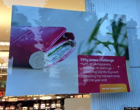 Sainsbury's Shoppers Are Outraged By The Halving In Value Of Nectar