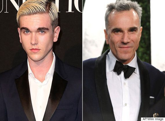 Daniel Day Lewis's Model Son Gabriel Is The Spitting Image Of His Famous Dad