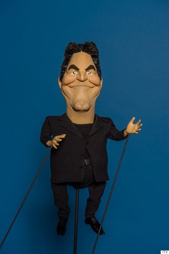 Cara Delevingne, Kate Moss And Simon Cowell Given The 'Newzoids' Treatment