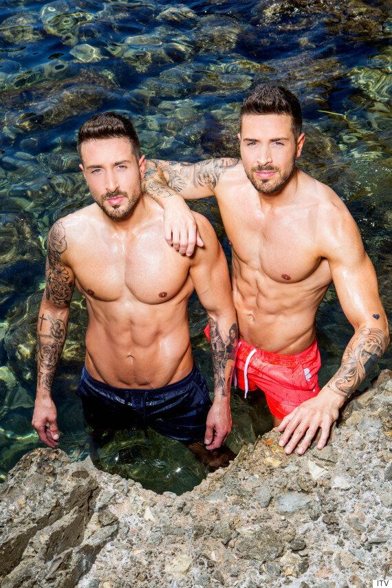 'Love Island': Twins John And Tony Alberti to Return To The Villa With Omar
