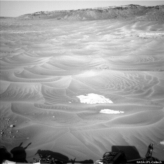 Mars Curiosity Discovers Barren
