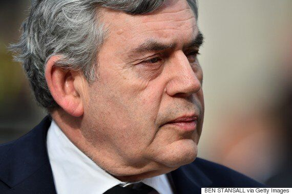 Gordon Brown Says David Cameron Is 'Building Resentment' Between Scots And