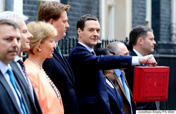 Budget 2015: Young People To Bear Brunt Of George Osborne's £12bn Welfare