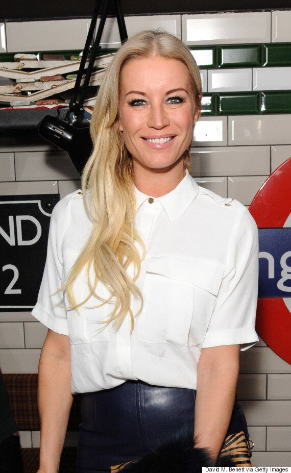 Denise Van Outen Reveals She Gets Fewer TV Presenting Offers Now She's In Her