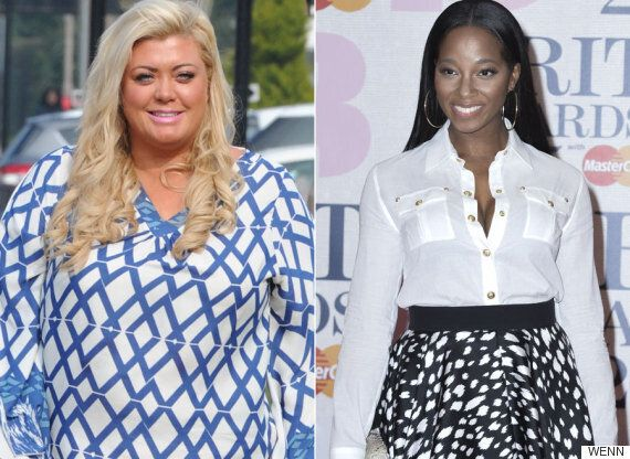 Gemma Collins Slams Jamelia's 'Ridiculous' Comments About Plus-Size