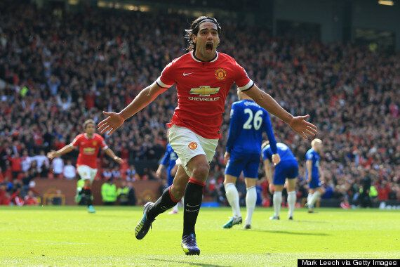 Radamel Falcao's Great-Grandfather Was An Accountant From