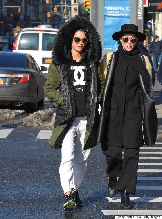 Cara Delevingne Silences St. Vincent Split Rumours With One Simple