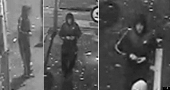 CCTV Captures Attacker Who Caused Woman At Bus Stop To Lose Her Unborn