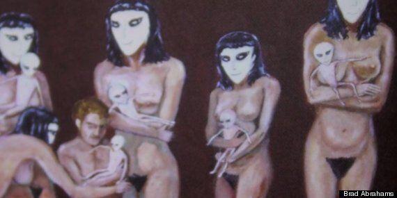 Alien Abductee David Huggins 'Lost His Virginity To Extra Terrestrial Woman Named
